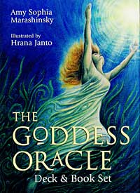 Goddess Oracle Cover